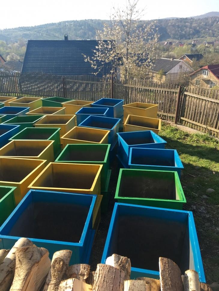 На Прикарпатті Ланчинська громада запроваджує сортування сміття