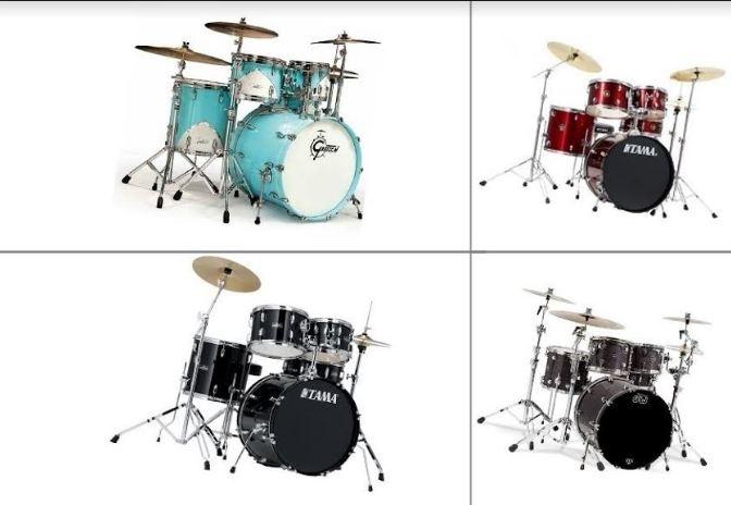 Вибираємо барабани для початківця: що важливо знати 1
