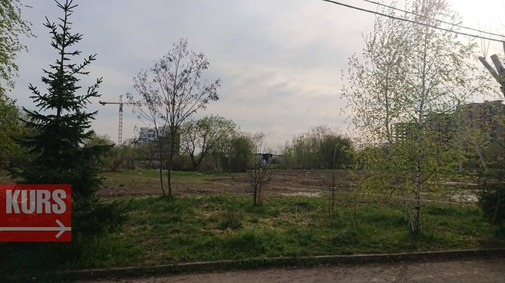 У Франківську, окрім каплички та скверу, неподалік міського озера планують спорудити багаторівневий паркінг