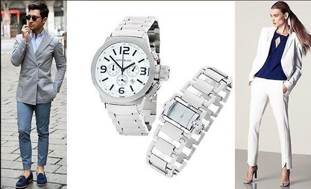Критерії вибору швейцарських годинників: види матеріалів 2