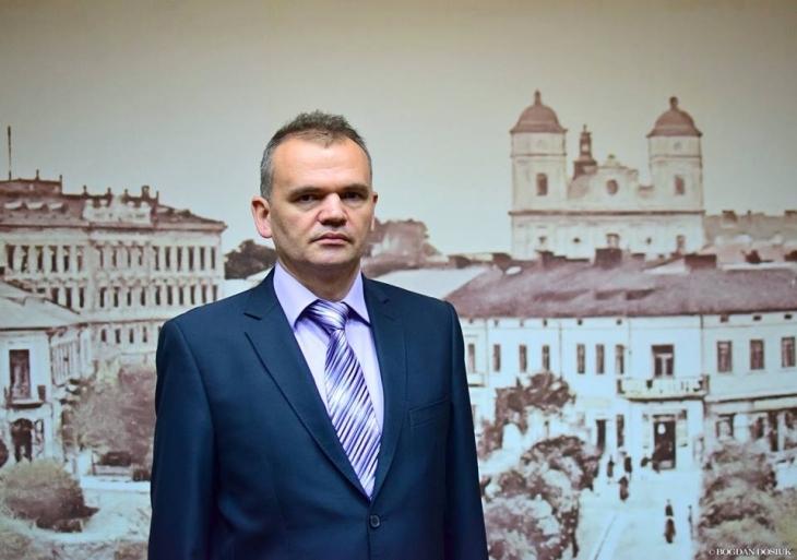 У Франківську новим керівником перинатального центру став Сергій Стефанко. ВИПРАВЛЕНО 1