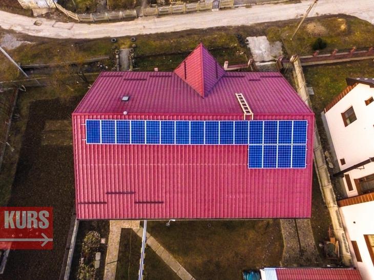 Сонячна альтернатива: скільки можуть заробити прикарпатці на «зеленому» тарифі 1