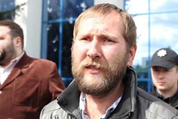 Юрій Клейнос - підозрюваний у посяганні на територіальну цілісність і недоторканність України