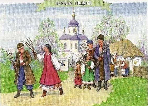 Не я б'ю – верба б'є: традиції та звичаї Вербної неділі | Курс
