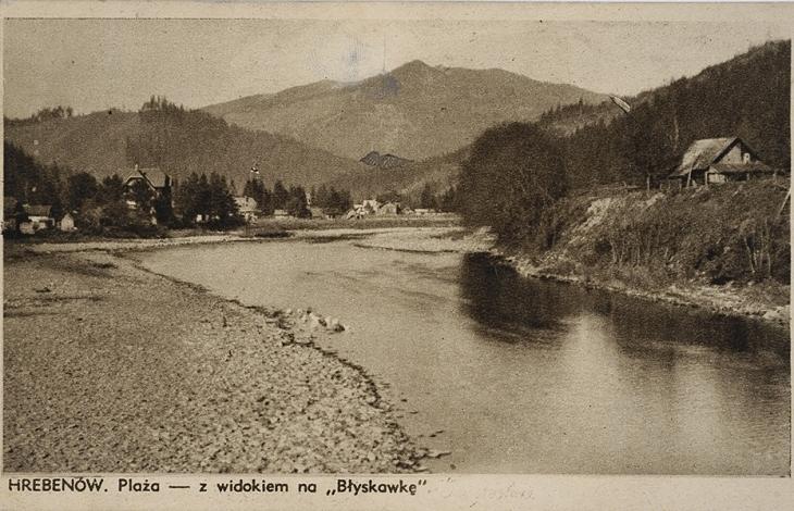 Карпатські пляжі: як відпочивали на гірських ріках 90 років тому. ФОТО 4