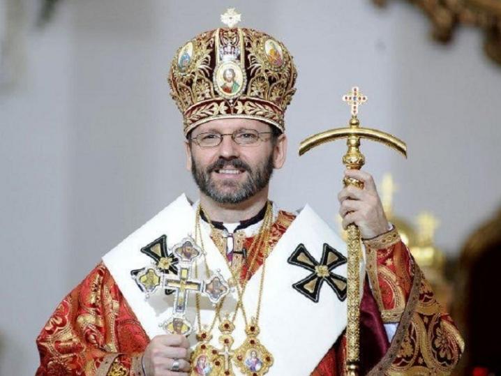 До Івано-Франківська приїде Патріарх Святослав Шевчук