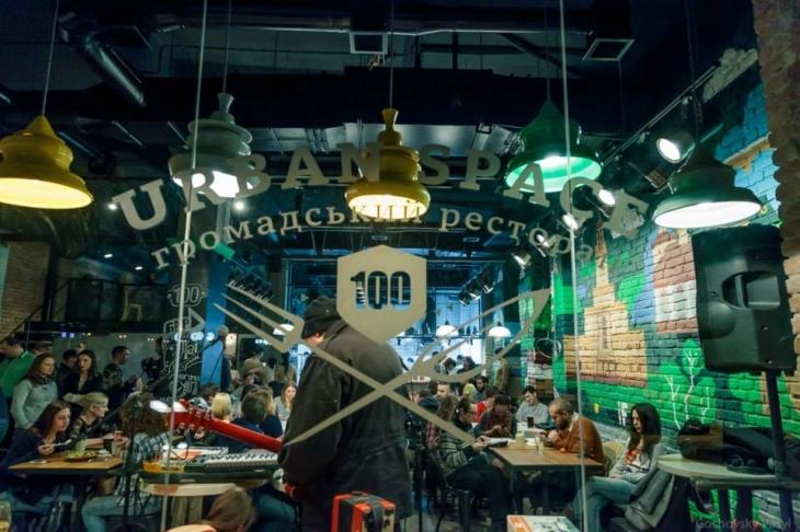 """Стало відомо, які проекти отримають фінансову підтримку від франківського ресторану """"Urban Space 100"""""""