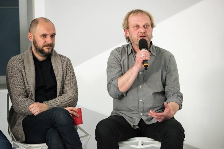 Олег Криштопа Тарас Прохасько