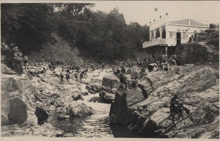 Карпатські пляжі: як відпочивали на гірських ріках 90 років тому. ФОТО 3