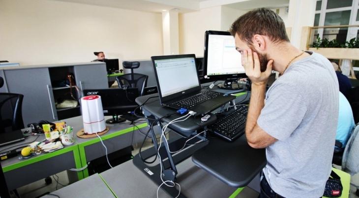 Новий формат співпраці з ІТ-кластером презентували у Франківську