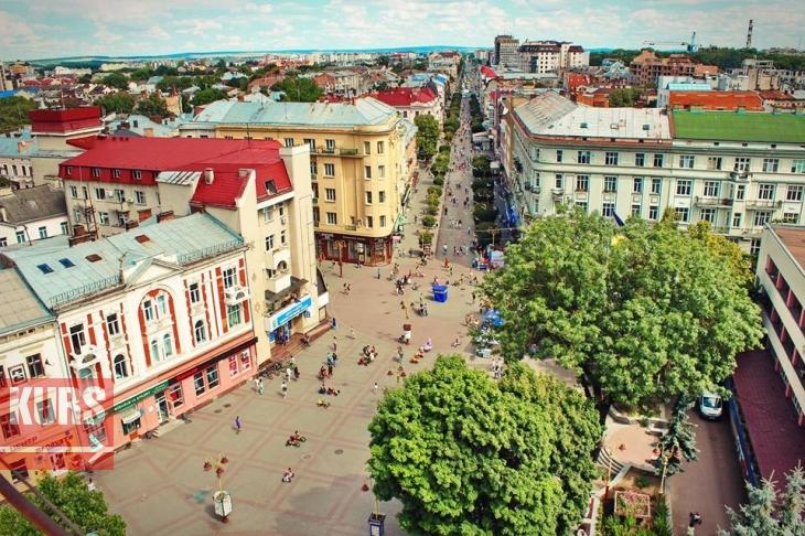 Франківськ потрапив у топ-9 міст України, де добре жити