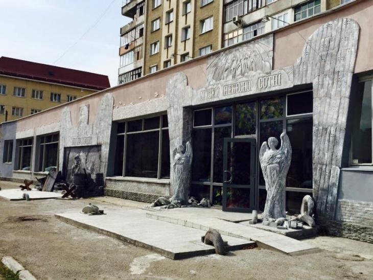 У Івано-Франківську в Музеї Небесної Сотні створять експозицію Сергію Морозу