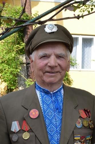 Найстарший на Прикарпатті ветеран УПА відзначив 91-річний ювілей (відеорепортаж)