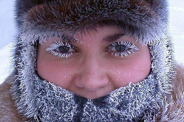 Під Новий рік вУкраїну прийдуть морози до-17°, сніг і ожеледь