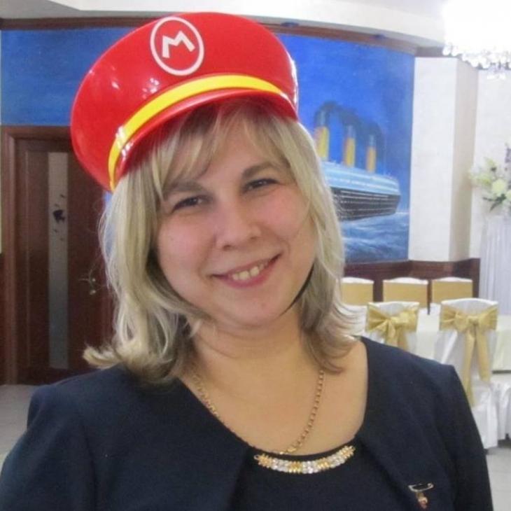 Ірина Джус