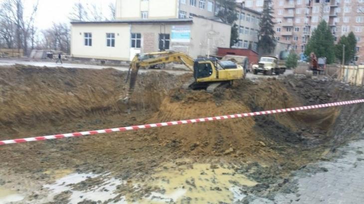Никитюк незаконне будівництво біля озера