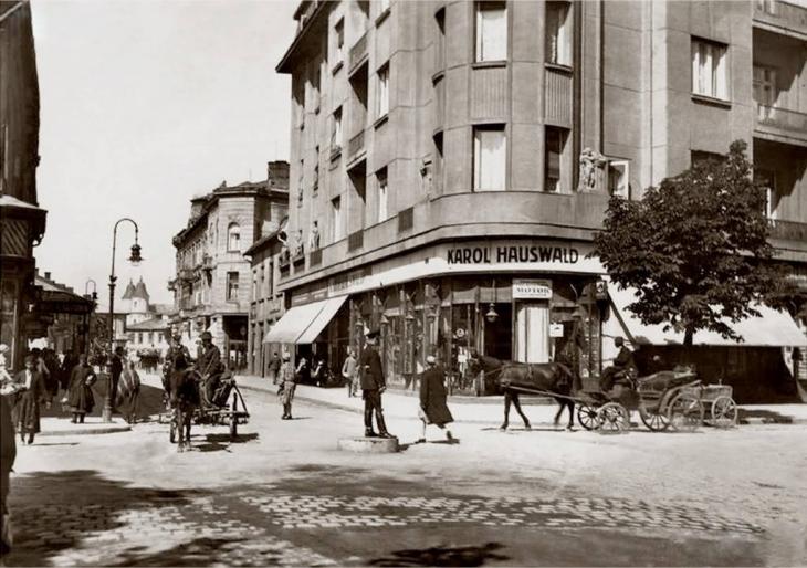 Станиславівські оголошення: як австрійські архітектори наше місто будували 8