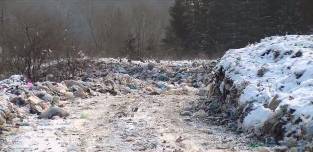 """Результат пошуку зображень за запитом """"Через сміття на Верховинщині може статися екологічне лихо"""""""