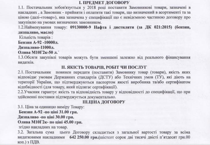 """На Рожнятівщині """"королі бензоколонок"""" отримують надприбутки за рахунок шкільних грошей 2"""