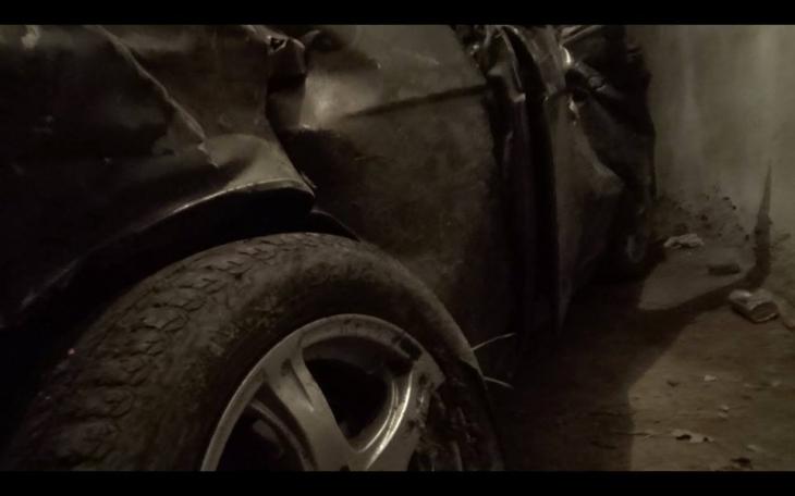 Експертиза підтвердила: голова Верховинської райради був п'яним, коли розбив службову машину 1