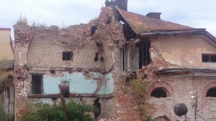 Пам'ятку національного значення у Франківську доводять до руйнування: активісти будуть домагатися перевірки Мінкультури. ФОТО 1