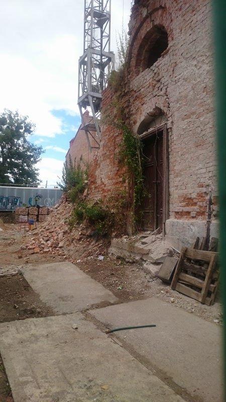 Пам'ятку національного значення у Франківську доводять до руйнування: активісти будуть домагатися перевірки Мінкультури. ФОТО 2