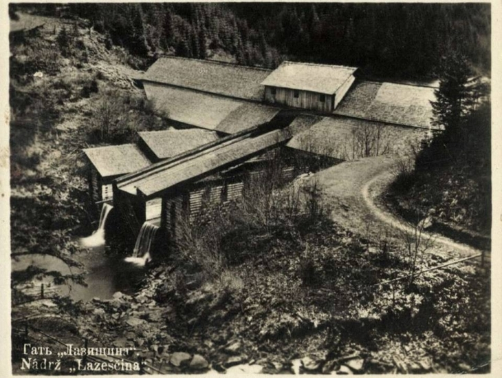 Бокори, дараби, кляузи: фото унікальних гідротехнічних споруд у Карпатах 14