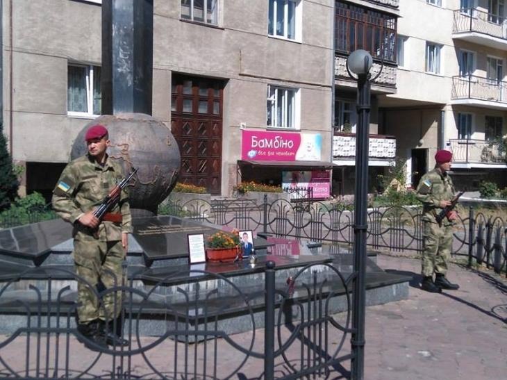 Поліцейського, який загинув на Коломийщині при виконанні службових обов'язків, поховають 2 вересня 2