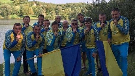 Українська збірна перемогла на чемпіонаті світу з карпфішингу в Угорщині