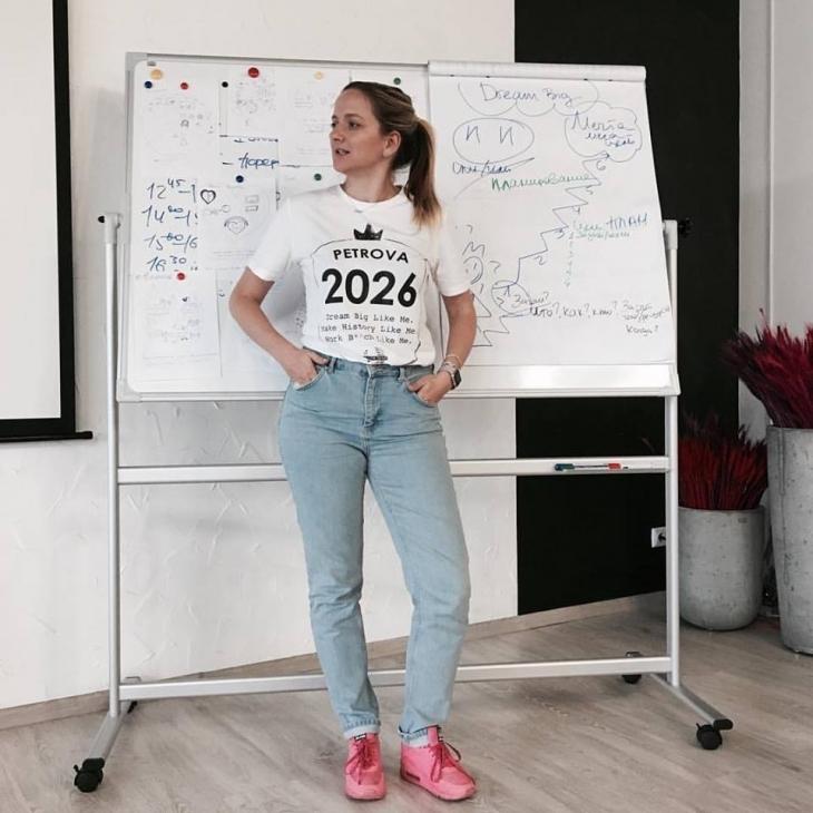 Selfmade, бо можливо все: Анна Петрова виступить на TEDxIvanoFrankivskWomen 4