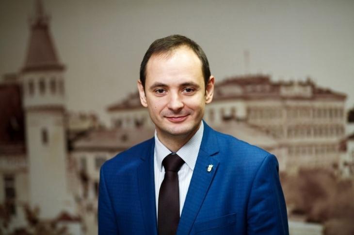 Сьогодні свій день народження святкує міський голова Івано-Франківська Руслан Марцінків