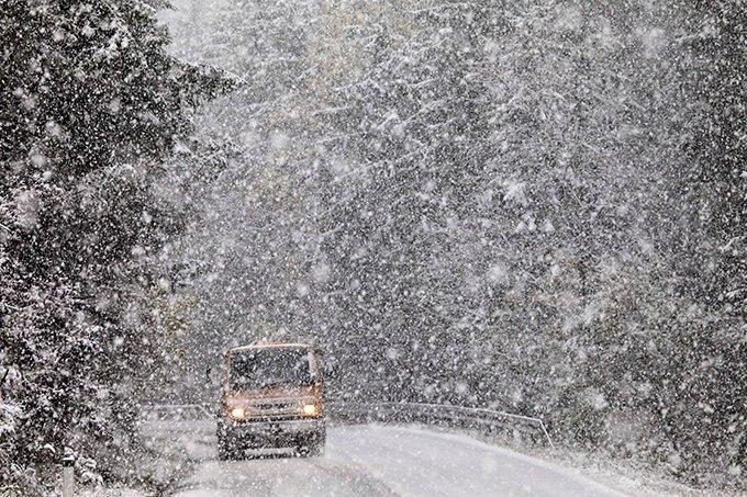 Прикарпатців попереджають про -16 і чверть метра снігу