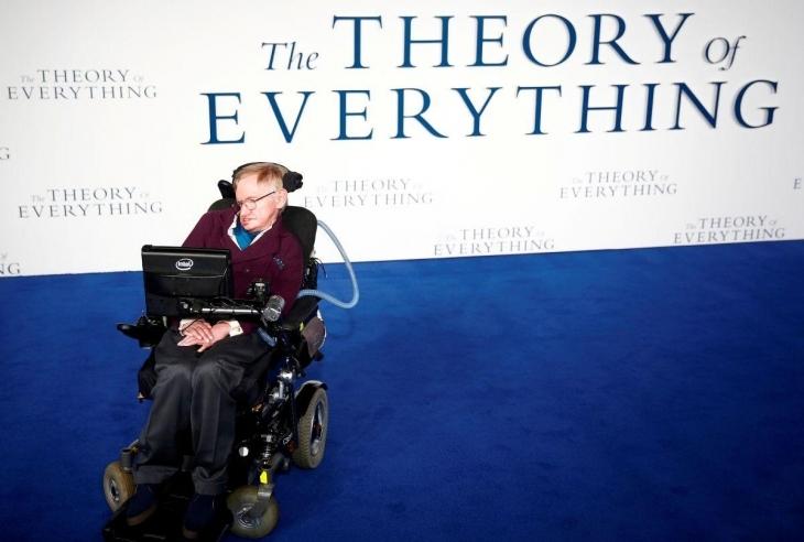 Помер відомий фізик Стівен Хокінг 2