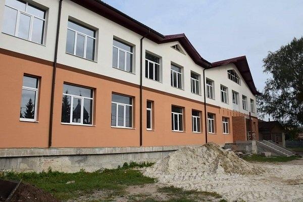 Наступного року планують відкрити школу в селі Хриплин