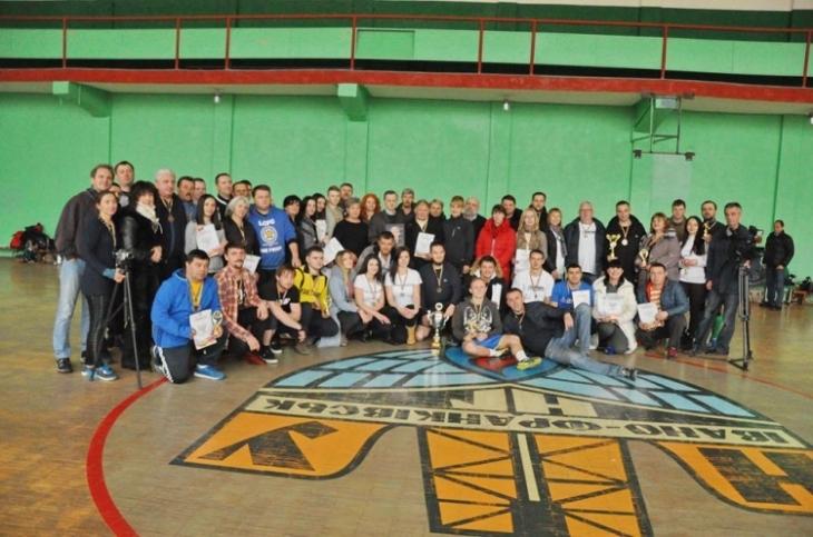 Пам'ять журналіста Ореста Олексишина відзначили спортивним турніром (фотофакт)