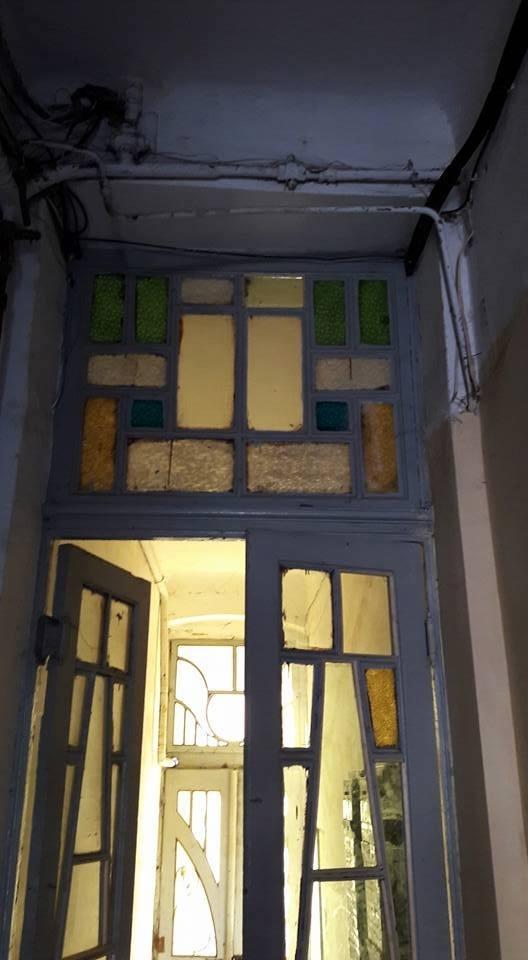Особливий випадок: у 110-літній франківській камениці відновили автентичні двері. ФОТО 5