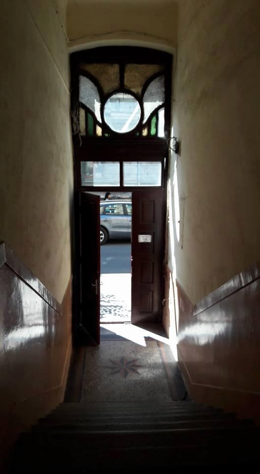 Особливий випадок: у 110-літній франківській камениці відновили автентичні двері. ФОТО 6