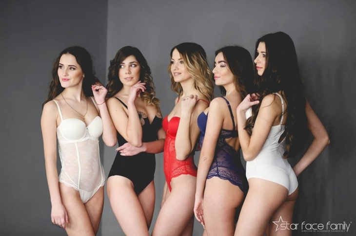 Відоме франківське модельне агенство випустило календар із красивими дівчатами на 2019 рік (відеофакт)