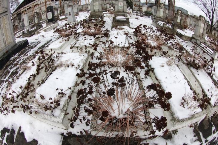 Франківськ цвинтар