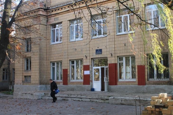 Красногорівка школа
