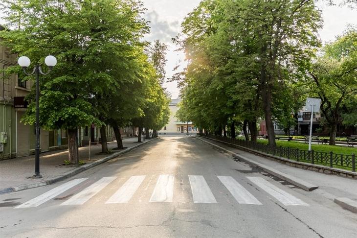 Фото Андрія Назаренка. Площа Міцкевича 2-го травня 2016-го року (післядень Великодня).