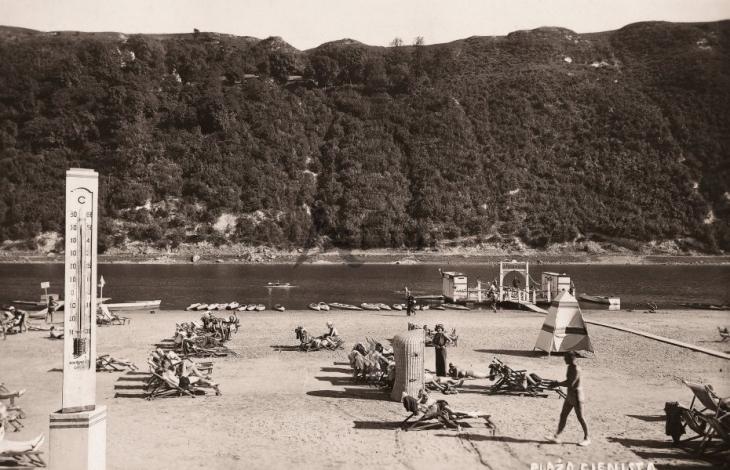 Карпатські пляжі: як відпочивали на гірських ріках 90 років тому. ФОТО 2
