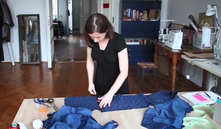 Як франківська дизайнерка Соломія Бутковська випускає власний бренд одягу  ВІДЕО 1d4dc2e25d626