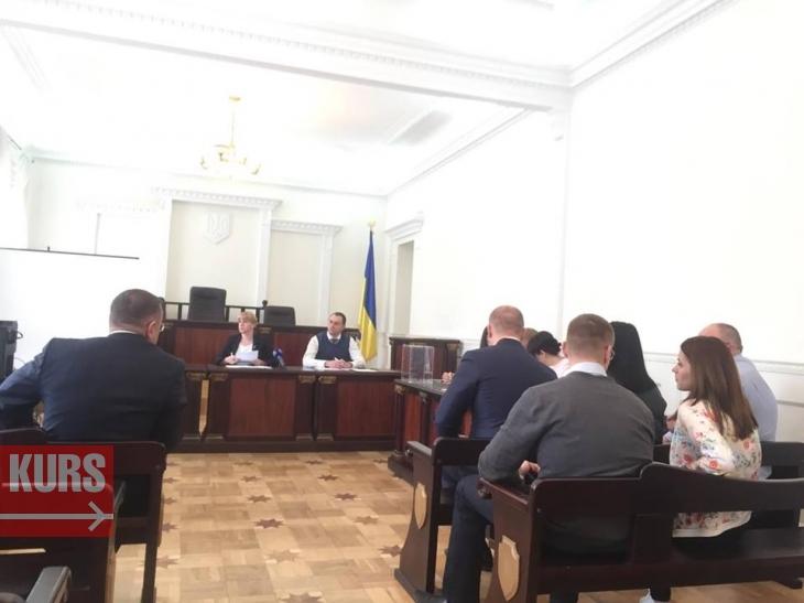 Новим головою Івано-Франківського міського суду став Лев Кишакевич 2