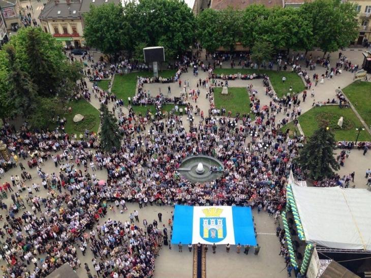 Свято вдалося: як франківці відзначали День міста. ФОТО, ВІДЕО 26