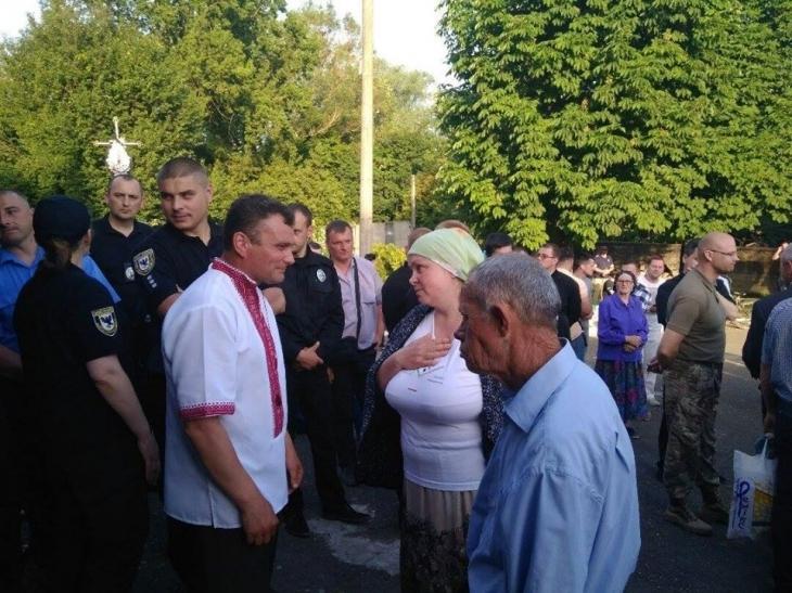 У Коломиї під тиском громади зачинили і опечатали церкву Московського патріархату 1