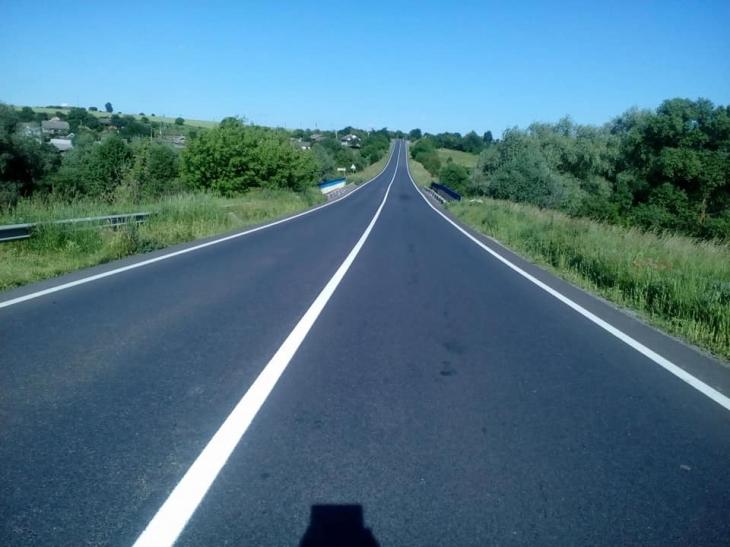 Одна з доріг на Прикарпатті увійшла в ТОП-5 список найбільш небезпечних трас України
