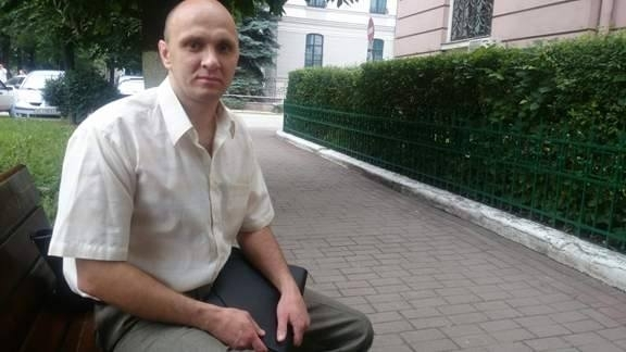 Потерпілий Олександр Гезей, чоловік франківчанки, яка померла в ОПЦ