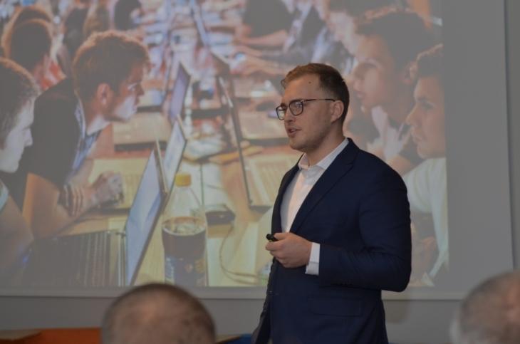 у Франківську організували Форум малого і середнього бізнесу (відеосюжет)