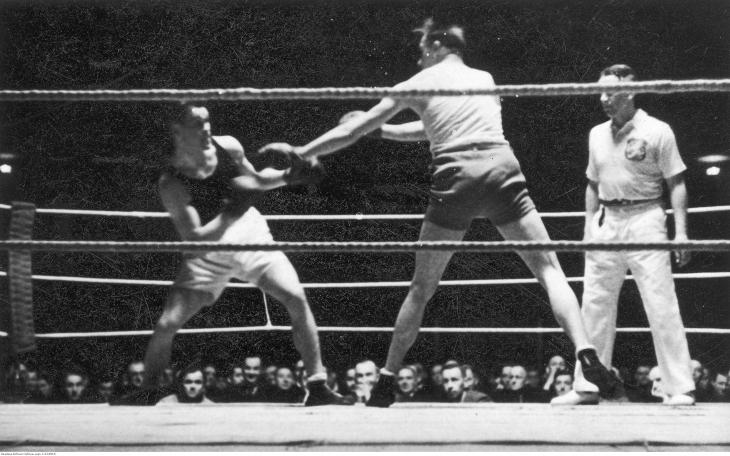 Станіслав Пилат бокс